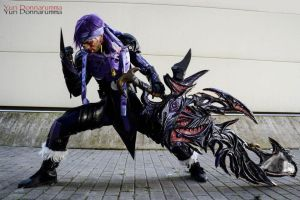 Intense Chaos Heart - Caius Ballad Cosplay by Leon by LeonChiroCosplayArt