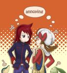 Annoying by Lina17Inverse