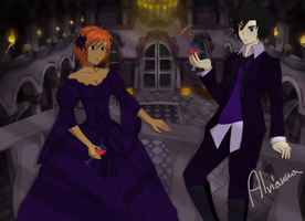 Halloween Party by Alvianna