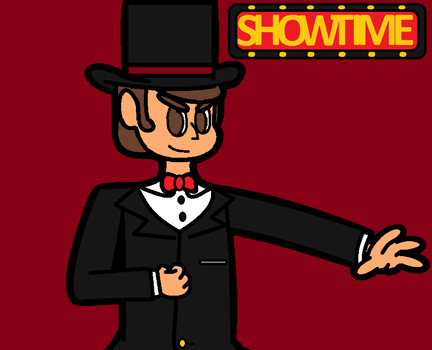 Mr.Showtime by shemarspidle