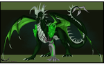 Fight to Protect by Dark-Fire-Dragoness