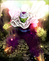 Piccolo For The Win! by razieldbz