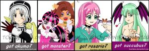 Got Badges -- Paranormal 2 by ToonTwins