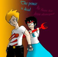 The Prince is dead by LadyDestinyWeb