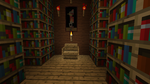 minecraft library by coachlovesfootball