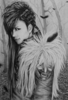 GACKT BEST OF THE BEST THE BLACK FEATHER by shadowfriend