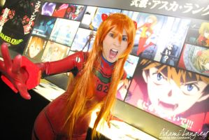 Asuka Langley Cosplay by adami-langley