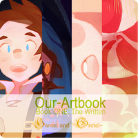 Our artbook-Hansel and Gretel Preview by Sonny0029