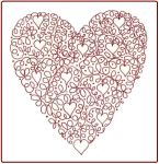 006-052 Filigree Heart by sweetmarly