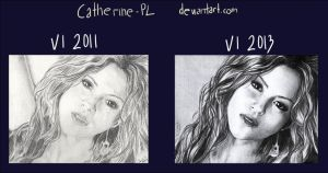 Improvement Meme - Shakira by Catherine-PL