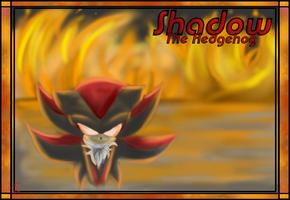 Shadow the Hedgehog - WP by MaceInsanity