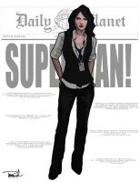 Lois Lane by tsbranch