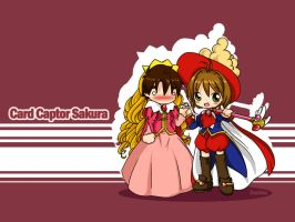CCS wallpaper by Danime-chan