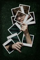 Handful of Polaroids by Limpic-Photographic