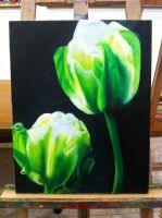 Oil Painting 1 by Jessicutie