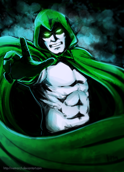 The Spectre by Meinarch