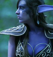 Moar Night Elf Cosplay by helloloveducks