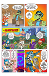 Hip Hop page 004 - Colors by Will Boyer by CartoonistWill