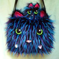 Kitty Bag 2.0 + Wallet by jefita