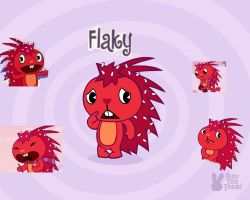 Flaky by Nighty-BlackCat