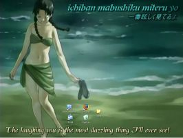 New desktop yayyy XD by janni-chan