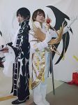 Lelouch and Suzaku by kevin-oinky