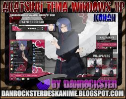 Konan Theme Windows XP by Danrockster