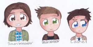 Supernatural by timelordponygirl