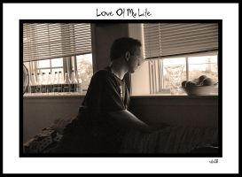 Love of my Life in Sepia by oibyrd