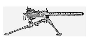 Browning M1919 by VitorPieri