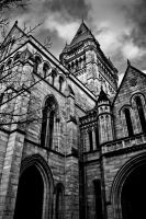 Manchester Uni by CharmingPhotography