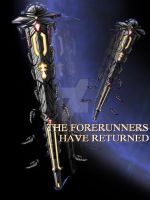 'The Forerunners have returned' by D4RKST0RM99