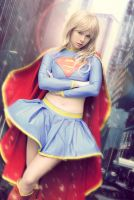 Supergirl - DC Comics by FioreSofen