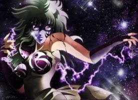 Saint Seiya - Shaina - Final by Iso-pI