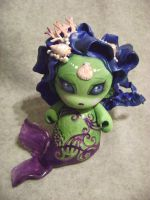 Mermaid Munny by MissNicka