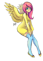 Fluttershy by Stalcry