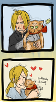 FMA- Best brother ever by schellibie