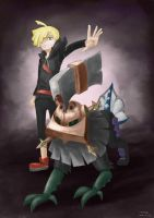 Type:Null with Gladion
