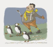 Puffin Herder by 7Aes