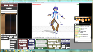Kaito try model. by 030Pancakes030