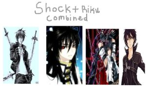 shock and riku combined by shock-is-awesome44
