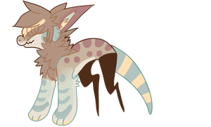 Gusher01 Adopt Open by Catsnarks