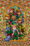 LoZ: A Tune to the Past :edit: by Felolira