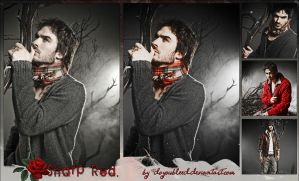 Sharp Red Action. by DoYouBleed