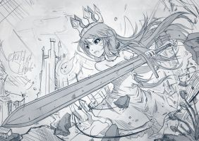 Child of Light_sketch by subaru01rins