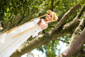 Princess Serenity by NaokoMaskai