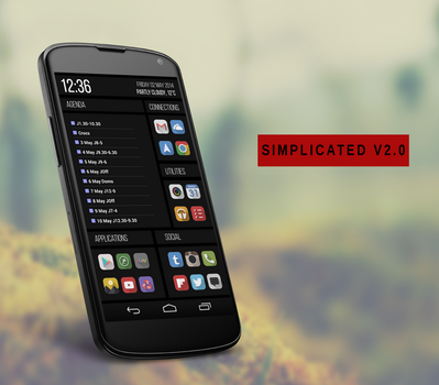 SIMPLICATED V2.0 by Twentyeight-Ten