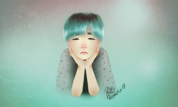 min yoongi by pollidenister