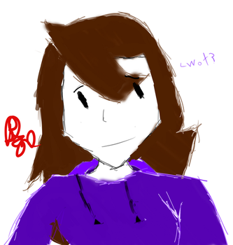 Jaiden Animation fanart 2 by blazecomic