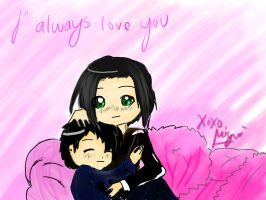 Frerard - Loving you by GerardYukiCross